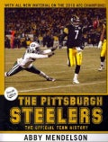 The Pittsburgh Steelers: The Official Team History (Paperback)