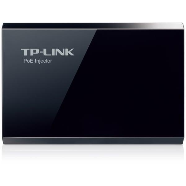 TP-LINK TL-PoE150S Gigabit PoE Injector Adapter, IEEE 802.3af complia