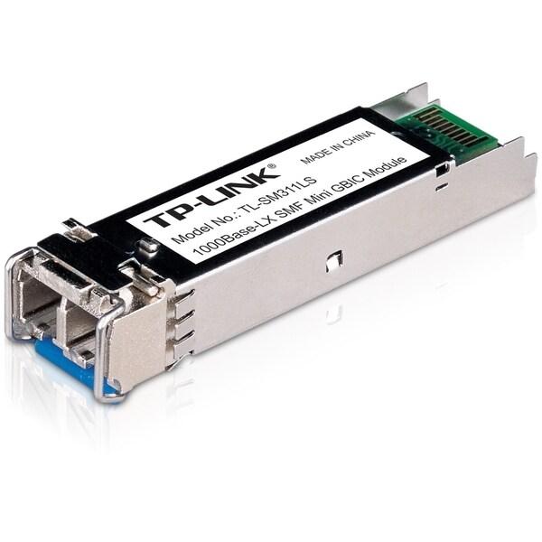 TP-LINK TL-SM311LS Gigabit SFP module, Single-mode, MiniGBIC, LC inte
