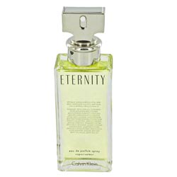 Calvin Klein 'Eternity' Women's 3.4-ounce Eau De Parfum Spray (Tester)