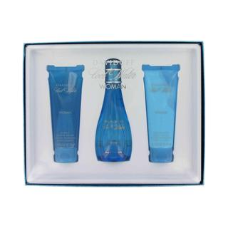 Davidoff Cool Water Women's 3-piece Fragrance Gift Set