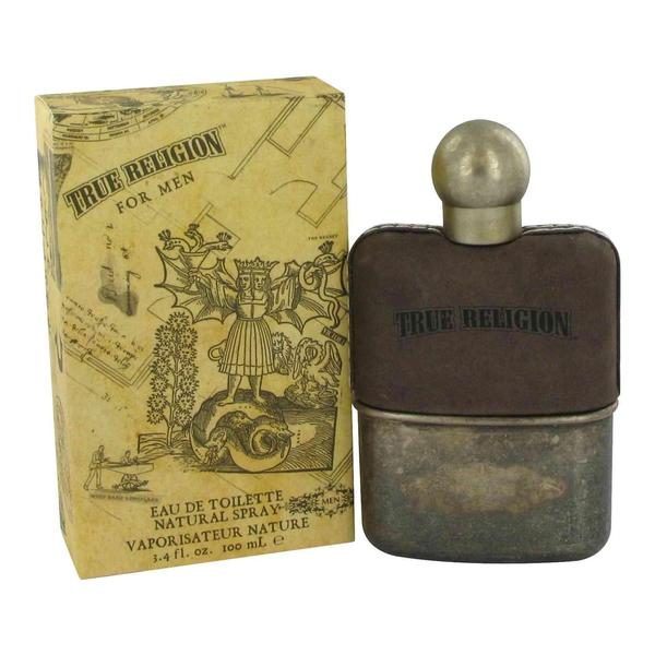 True Religion Men's 3.4-ounce Eau De Toilette Spray (Tester)