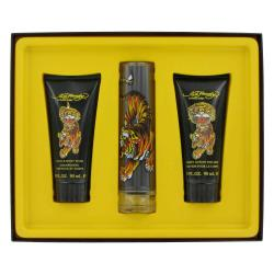 Christian Audigier 'Ed Hardy' Men's 3-piece Fragrance Gift Set