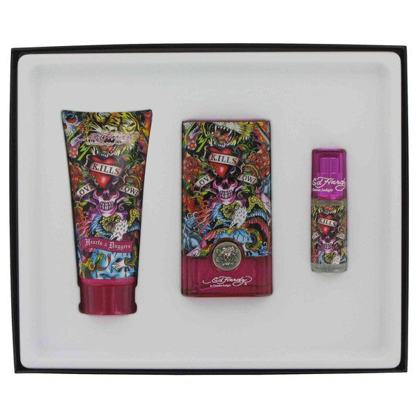 Christian Audigier Love & Luck Men's Fragrance Gift Set