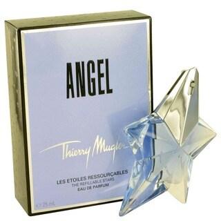Thierry Mugler 'Angel' Women's 0.8-ounce Eau de Parfum Refillable Spray