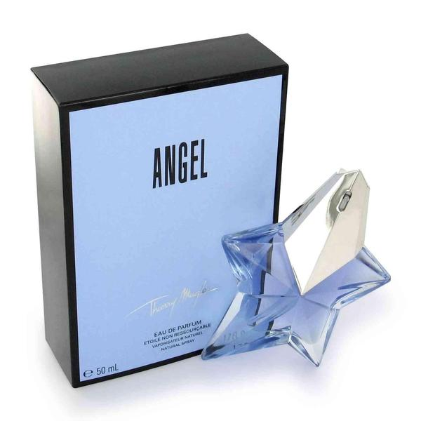 Thierry Mugler 'Angel' Women's 0.8-ounce Eau de Parfum Refillable Spray