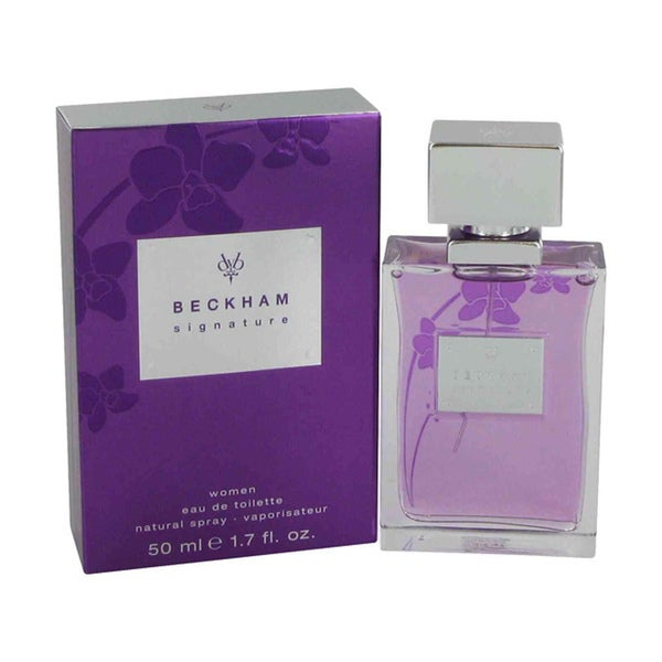 David Beckham Signature For Her Women's 2.5-ounce Eau de Toilette Spray