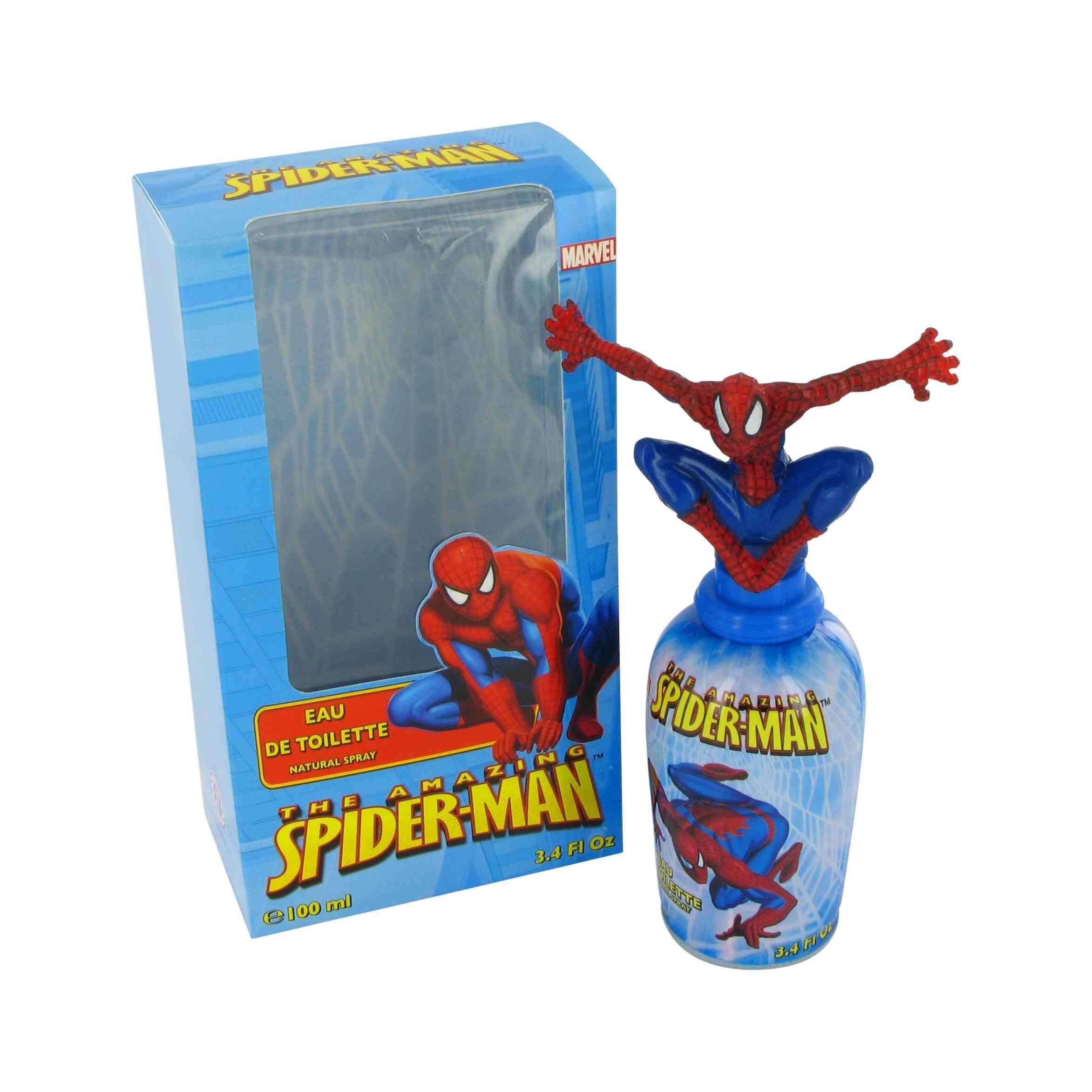 Marvel Spider-Man Men's 3.4-ounce Eau de Toilette Spray