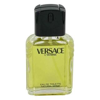 Versace 'L'homme' Men's 3.4-oz Eau De Toilette Spray