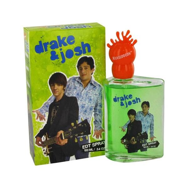 Marmol & Son Drake & Josh Men's 3.4-ounce Eau de Toilette Spray