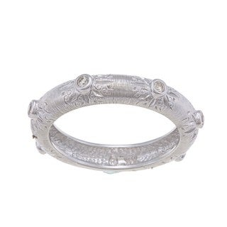 Beverly Hills Charm 14k White Gold 1/8ct TDW Diamond Band Ring (H-I, I1-I2)
