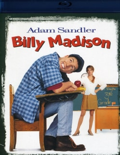 Billy Madison (Blu-ray Disc)