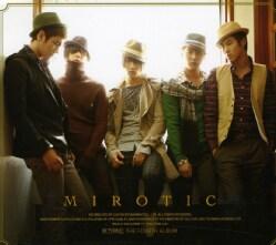 TVXQ (DONG BANG SHIN KI) - VOL. 4 [MIROTIC]