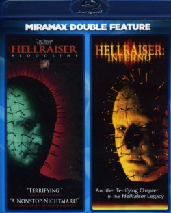 Hellraiser: Bloodline/Hellraiser V: Inferno (Blu-ray Disc)