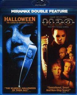 Halloween: The Curse Of Michael Myers/Halloween: H20 (Blu-ray Disc)