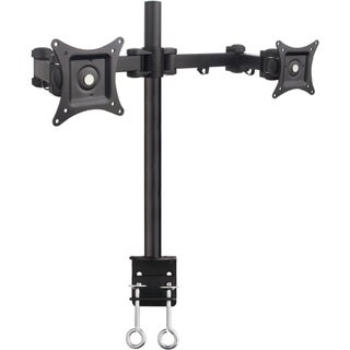 SIIG Articulating Dual Monitor Desk Mount - 13