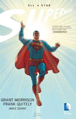 All Star Superman (Paperback)