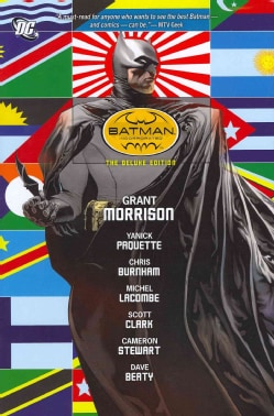 Batman Incorporated: Deluxe (Hardcover)