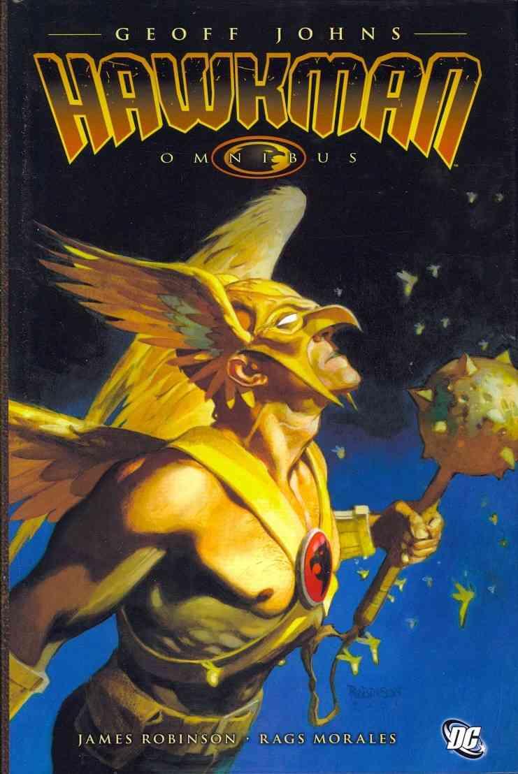 Hawkman Omnibus 1 (Hardcover)