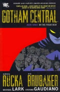 Gotham Central 3: On the Freak Beat (Paperback)
