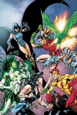 Justice League of America: Omega (Hardcover)