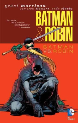 Batman & Robin: Batman Vs. Robin (Paperback)