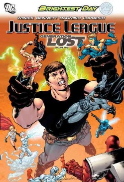 Justice League 2: Generation Lost (Hardcover)