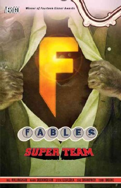 Fables 16: Super Group (Paperback)