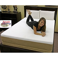 Orthopedic 8-inch 3-layer Twin-size Latex Mattress