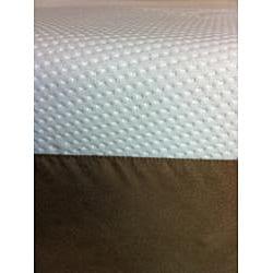 Orthopedic 8-inch 3-layer California King-size Latex Mattress