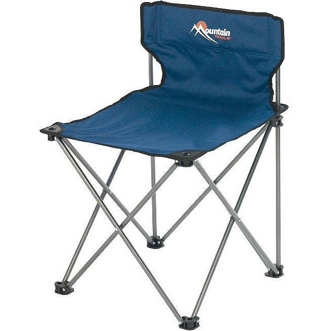 Mountain Trails 'Ridgeline' Folding Camp Chair - 13515787 - Overstock ...