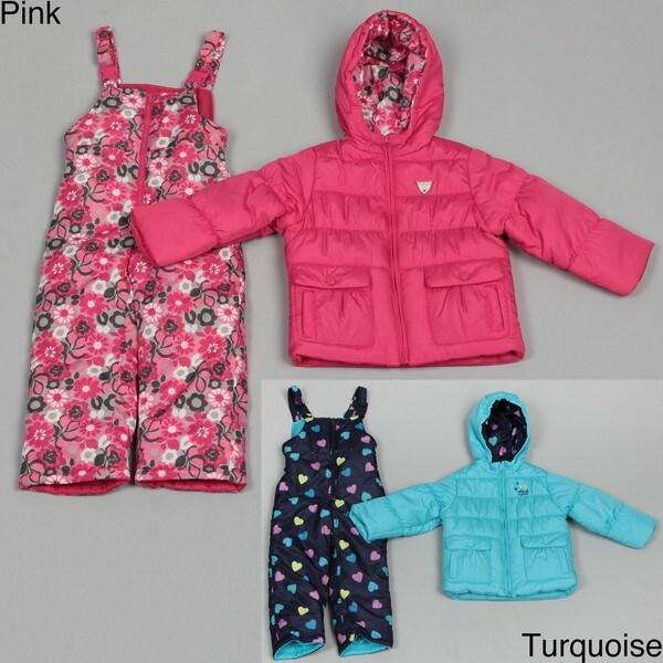 Osh Kosh Toddler Girl's Snowsuit