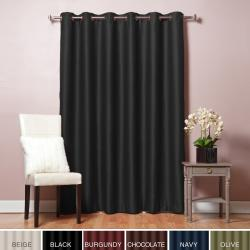 Machine-Washable Thermal 95-Inch Blackout Curtain Panel