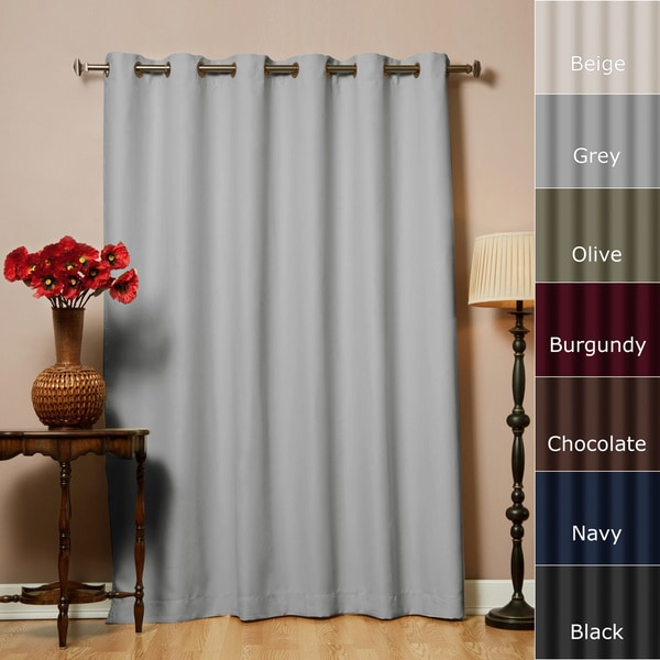 95 inch curtains