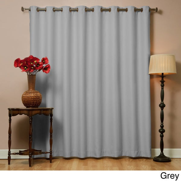 80 Inch Wide Curtains 28 Images Wide Width Nickel Grommet Blackout 80 Inch By Home Wide