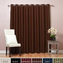Thermal 95-inch Blackout Curtain Panel