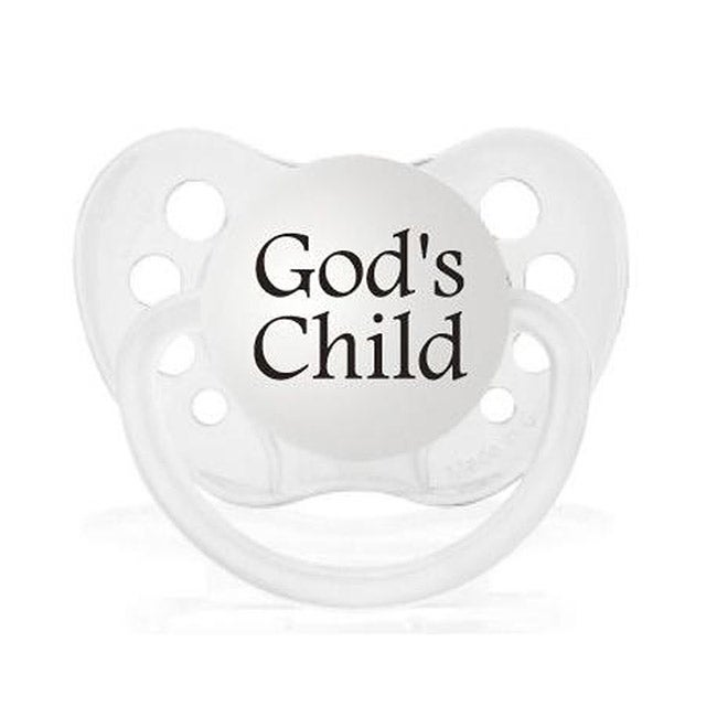 Personalized Pacifiers God's Child Pacifier