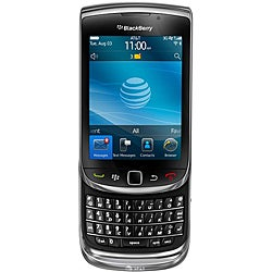 BlackBerry Torch 9800 Unlocked GSM Black Cell Phone