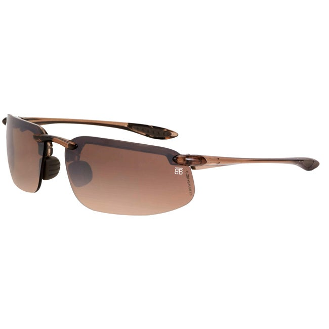 Crystal Brown BTB 850 Sport Sunglasses