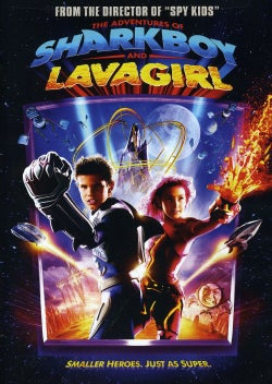 The Adventures Of Sharkboy And Lavagirl 3D (DVD)