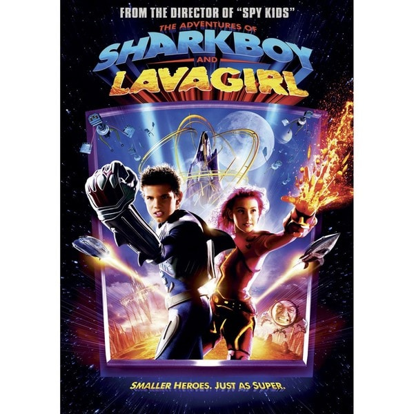 The Adventures Of Sharkboy And Lavagirl (DVD) 7851708