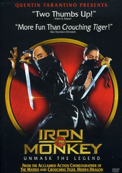 Iron Monkey (DVD)