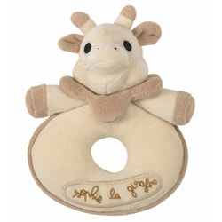 Vulli Sophie Giraffe So Pure Rattle
