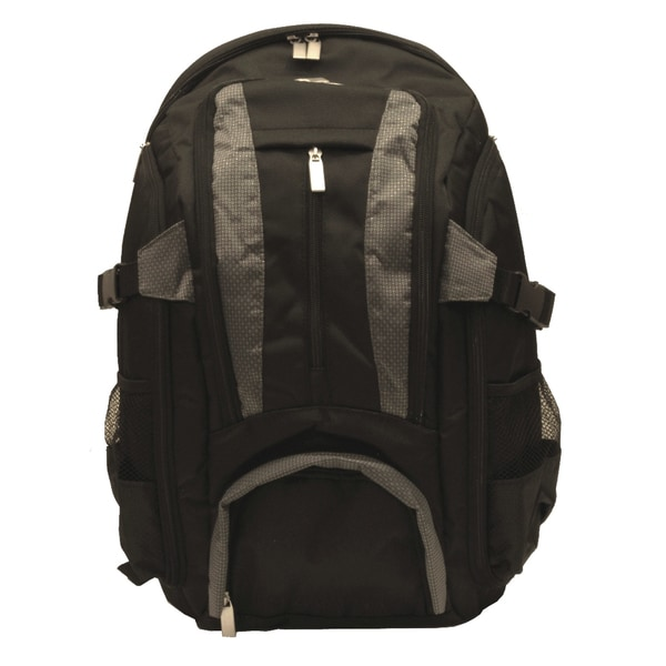 Imagine Eco-friendly Small Black Laptop Backpack