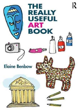 The Really Useful Art Book (Paperback)