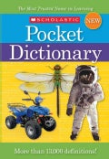 Scholastic Pocket Dictionary (Paperback)