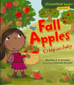 Fall Apples: Crisp and Juicy (Paperback)