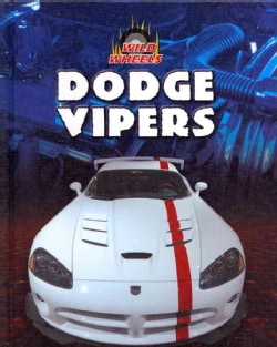 Dodge Vipers (Hardcover)