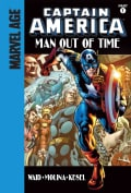 Captain America 1: Man Out of Time (Hardcover)