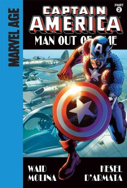 Captain America 2: Man Out of Time (Hardcover)